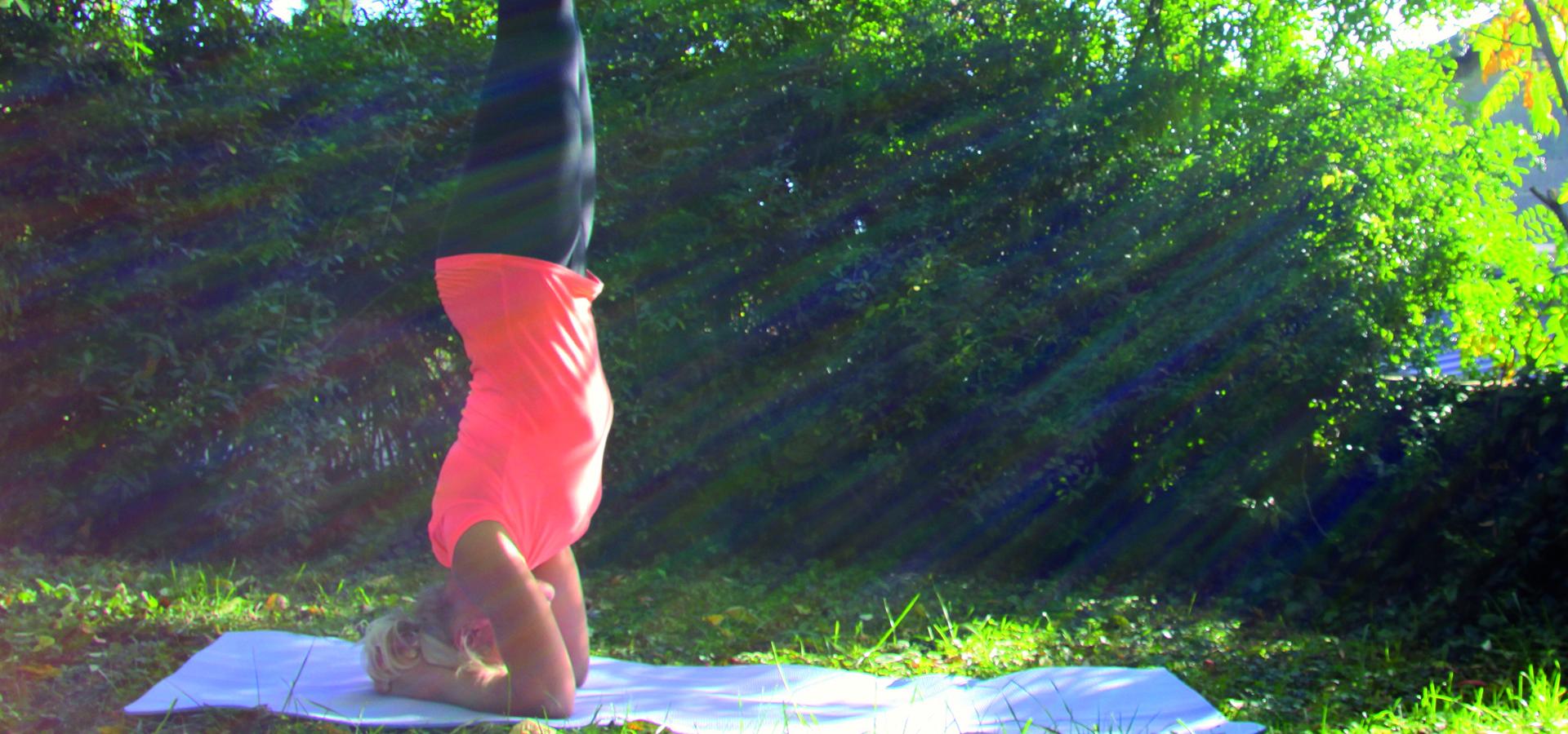 Corona Update Yoga